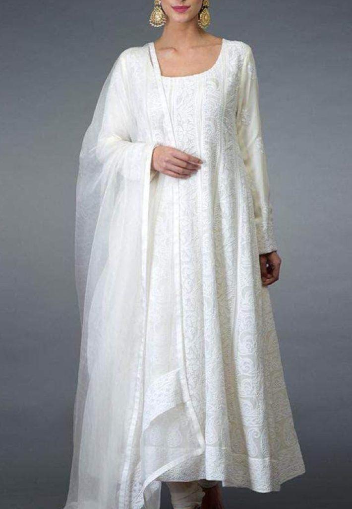 White Nikkah Dresses Hotspot By Pakistanimage,Low Price Simple Pakistani Wedding Dresses With Prices