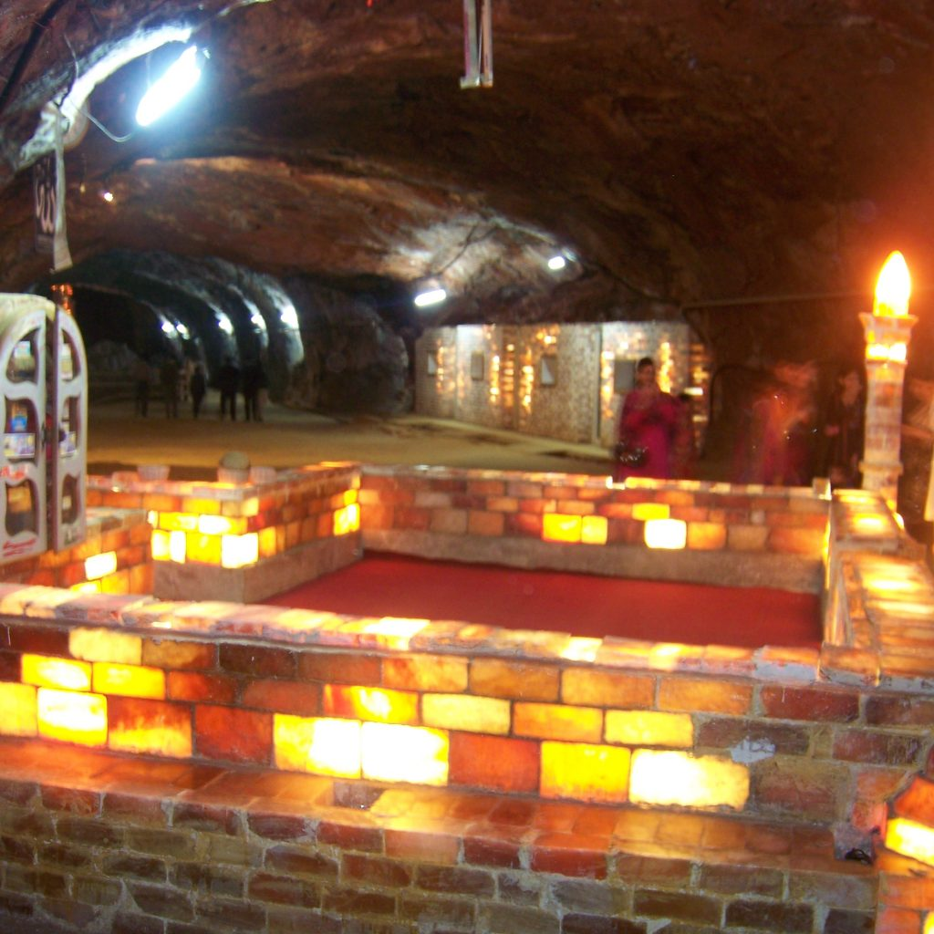 Salt Mosque Khewra Salt Mine