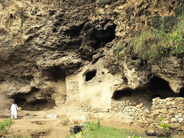 Shah Allah Ditta Caves