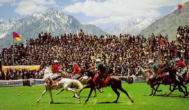 Shandur Polo Ground