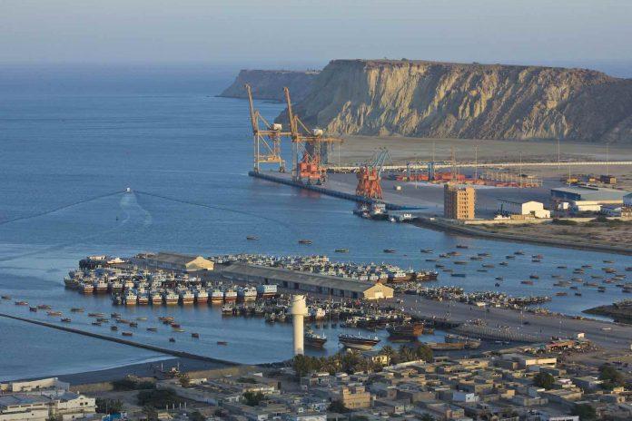 first Pakistan-Afghanistan transit trade Gwadar