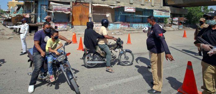 Police crackdown on markets SOPs